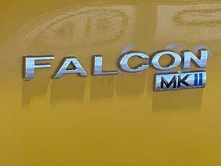 2005 Ford Falcon BA Mk II XR6 Ute Super Cab Yellow 4 Speed Sports Automatic Utility