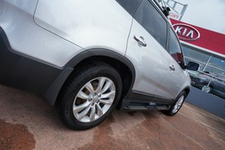 2012 Kia Sorento XM MY12 Platinum (4x4) Silver 6 Speed Automatic Wagon