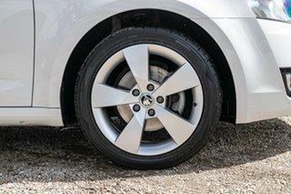 2016 Skoda Octavia NE MY17 Ambition Sedan DSG 110TSI White 7 Speed Sports Automatic Dual Clutch