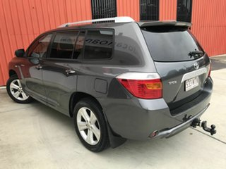 2010 Toyota Kluger GSU40R Grande 2WD Grey 5 Speed Sports Automatic Wagon.
