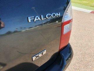 2006 Ford Falcon BF XT Black 4 Speed Sports Automatic Wagon