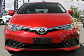 2015 Toyota Corolla ZRE182R Ascent S-CVT Wildfire 7 Speed Constant Variable Hatchback