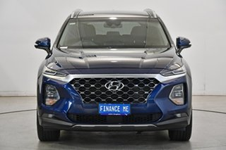 2019 Hyundai Santa Fe TM MY19 Highlander Blue 8 Speed Sports Automatic Wagon.