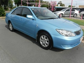 2006 Toyota Camry MCV36R 06 Upgrade Altise Limited Blue 4 Speed Automatic Sedan.