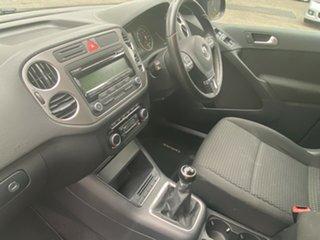 2011 Volkswagen Tiguan 5N MY11 125TSI 4MOTION Black 6 Speed Manual Wagon