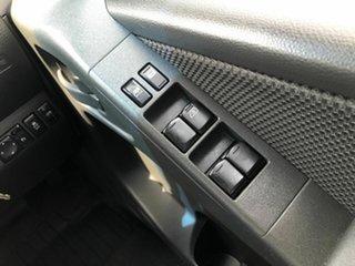 2014 Nissan Navara D40 S9 Silverline SE White 5 Speed Automatic Utility