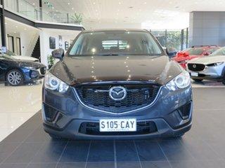 2013 Mazda CX-5 Maxx SKYACTIV-MT Wagon.