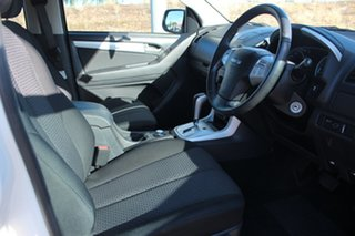 2016 Isuzu MU-X MY15 LS-U Rev-Tronic White Pearl 5 Speed 5 SP AUTOMATIC Wagon