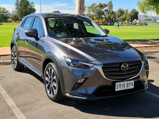 2018 Mazda CX-3 DK4W7A Akari SKYACTIV-Drive i-ACTIV AWD Grey 6 Speed Sports Automatic Wagon.