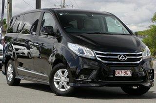 2019 LDV G10 SV7A Executive Obsidian Black 6 Speed Sports Automatic Wagon.