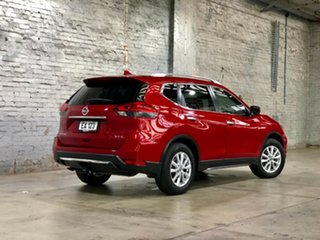 2018 Nissan X-Trail T32 Series II ST-L X-tronic 2WD Red 7 Speed Constant Variable Wagon