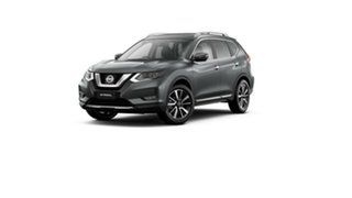 2020 Nissan X-Trail T32 MY21 Ti X-tronic 4WD Gun Metallic 7 Speed Constant Variable Wagon