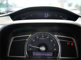 2006 Honda Civic 8th Gen VTi-L White Manual Sedan