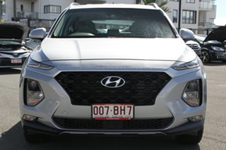 2018 Hyundai Santa Fe TM MY19 Active Silver 8 Speed Sports Automatic Wagon