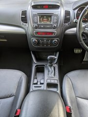 2013 Kia Sorento XM MY13 SLi 4WD Silver 6 Speed Sports Automatic Wagon