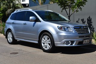2013 Subaru Tribeca B9 MY13 R AWD Premium Pack Silver 5 Speed Sports Automatic Wagon