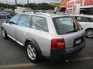 2002 Audi Allroad Quattro C5 TDI Silver 5 Speed Tiptronic Wagon.