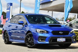 2020 Subaru WRX V1 MY20 Premium Lineartronic AWD Blue 8 Speed Constant Variable Sedan.