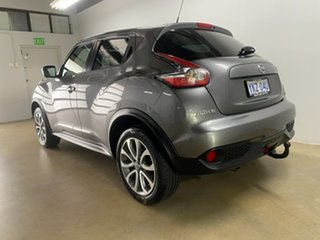 2015 Nissan Juke F15 ST (FWD) Grey Continuous Variable Wagon