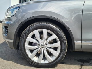 2017 Volkswagen Touareg V6 TDI Grey 8 Speed Automatic Wagon