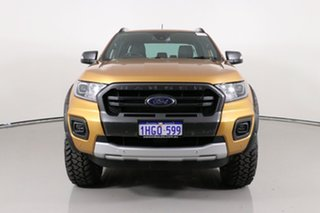 2020 Ford Ranger PX MkIII MY20.25 Wildtrak 3.2 (4x4) Orange 6 Speed Automatic Double Cab Pick Up.