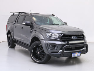 2018 Ford Ranger PX MkIII MY19 Wildtrak 3.2 (4x4) Grey 6 Speed Automatic Dual Cab Pick-up.