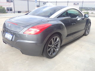 2011 Peugeot RCZ 1.6T 200th Anniversary Shark Grey 6 Speed Tiptronic Coupe