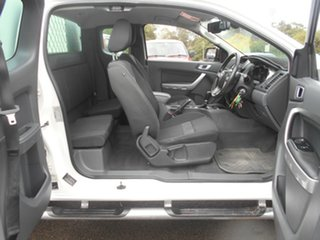 2013 Ford Ranger PX XLT 3.2 Hi-Rider (4x2) White 6 Speed Automatic Super Cab Utility