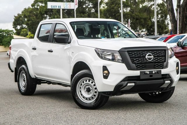 New Nissan Navara D23 MY21 SL Wangara, 2021 Nissan Navara D23 MY21 SL Polar White 6 Speed Manual Utility