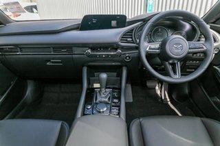 2021 Mazda 3 BP2H7A G20 SKYACTIV-Drive Touring Polymetal Grey 6 Speed Sports Automatic Hatchback