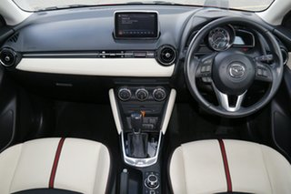 2016 Mazda 2 DJ2HAA Genki SKYACTIV-Drive Red 6 Speed Sports Automatic Hatchback