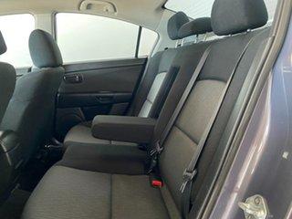 2008 Mazda 3 BK MY06 Upgrade Maxx Grey 4 Speed Auto Activematic Sedan