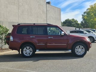 2018 Mitsubishi Pajero NX MY18 Exceed Terra Rossa 5 Speed Sports Automatic Wagon