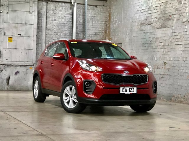 Used Kia Sportage QL MY17 Si 2WD Mile End South, 2017 Kia Sportage QL MY17 Si 2WD Red 6 Speed Sports Automatic Wagon