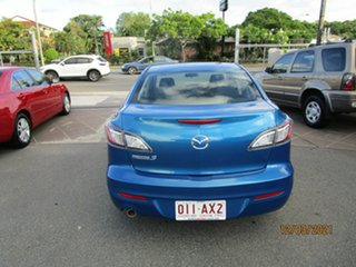 2012 Mazda 3 BL 11 Upgrade Maxx Sport Blue 5 Speed Automatic Sedan