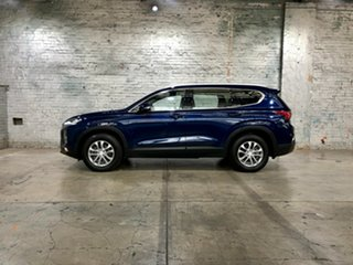 2018 Hyundai Santa Fe TM MY19 Active Blue 8 Speed Sports Automatic Wagon