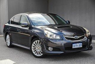 2009 Subaru Liberty B5 MY10 GT AWD Premium Grey 5 Speed Sports Automatic Sedan.