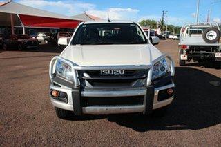 2016 Isuzu MU-X MY15 LS-U Rev-Tronic White Pearl 5 Speed 5 SP AUTOMATIC Wagon.