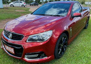 2015 Holden Ute VF MY15 SS V Ute Brown 6 Speed Sports Automatic Utility