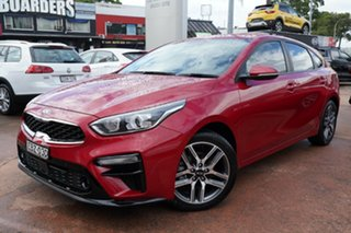 2019 Kia Cerato BD MY19 Sport Safety Pack Red 6 Speed Automatic Hatchback.