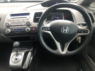 2008 Honda Civic 8th Gen MY08 Sport Gold 5 Speed Automatic Sedan