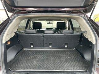 2013 Subaru XV MY13 2.0I-S Red Continuous Variable Wagon