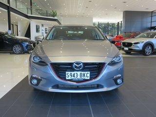 2015 Mazda 3 XD Astina Hatchback.