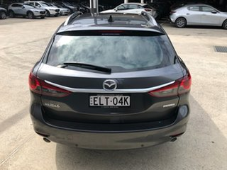 2020 Mazda 6 GL1033 Sport SKYACTIV-Drive Machine Grey 6 Speed Sports Automatic Wagon
