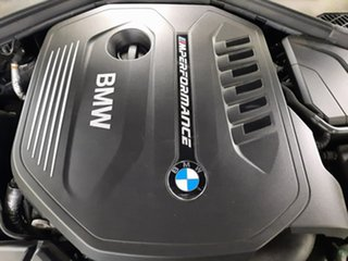 2019 BMW 2 Series F22 LCI M240I Black 8 Speed Sports Automatic Coupe