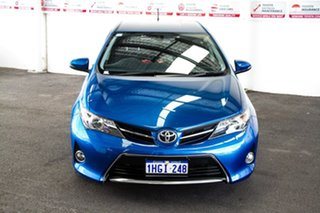 2014 Toyota Corolla ZRE182R Ascent Sport Tidal Blue 7 Speed CVT Auto Sequential Hatchback.