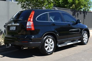2010 Honda CR-V RE MY2010 Luxury 4WD Black 5 Speed Automatic Wagon