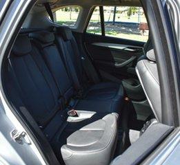 2015 BMW X1 F48 xDrive20d Steptronic AWD Silver 8 Speed Sports Automatic Wagon