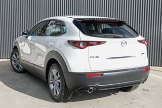 2020 Mazda CX-30 DM2WLA G25 SKYACTIV-Drive Touring Snowflake White Pearl 6 Speed Sports Automatic