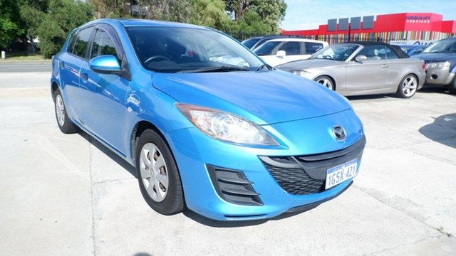 Used Mazda 3 BL10F1 MY10 Neo Activematic St James, 2010 Mazda 3 BL10F1 MY10 Neo Activematic Blue 5 Speed Sports Automatic Hatchback
